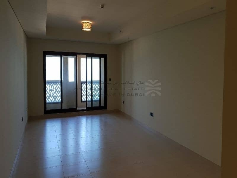 12 Brand New Unit - Full Palm View Apt For Sale