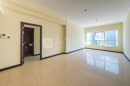 1 Bedroom Flat for Rent in Jumeirah Lake Towers (JLT), Dubai - Garden View Naturally Bright Spacious 1 BR