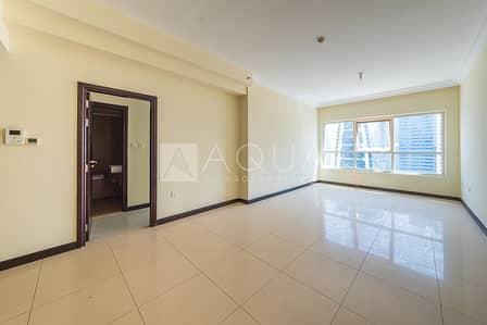 فلیٹ 1 غرفة نوم للايجار في أبراج بحيرات الجميرا، دبي - Garden View Naturally Bright Spacious 1 BR
