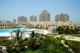 4BR Bayti Villa in the heart of Al Hamra Village