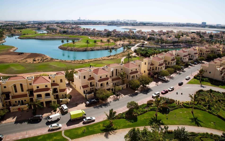 10 Best Price for furnished 1BR in Royal Breeze!