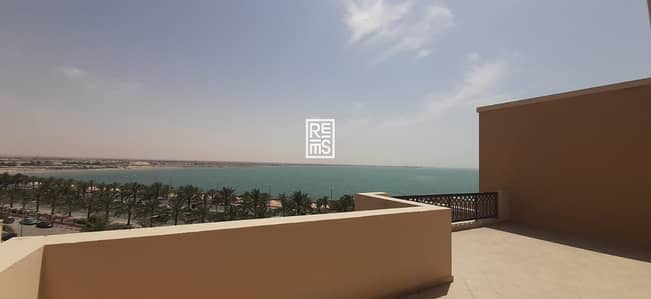 فلیٹ 1 غرفة نوم للبيع في جزيرة المرجان، رأس الخيمة - Amazing Panoramic Sea View With 5 Years Easy Payment Plan  One Bedroom Apartment - Bab Al Bahr