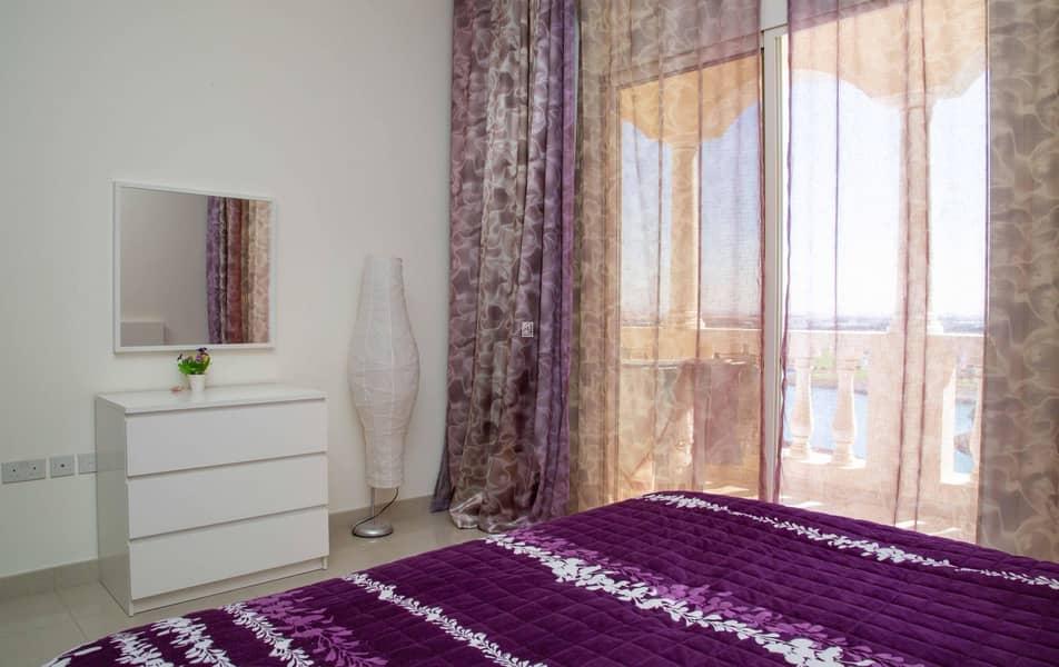 Pleasantly furnished 1BR in Al Hamra Village!
