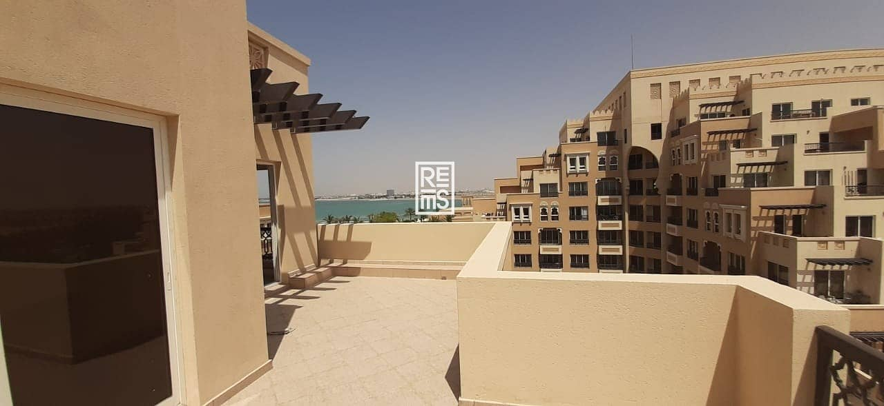 18 Amazing Panoramic Sea View With 5 Years Easy Payment Plan  One Bedroom Apartment - Bab Al Bahr