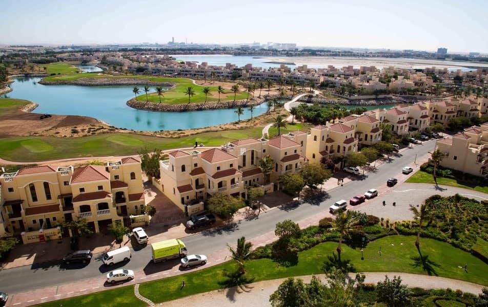 10 Pleasantly furnished 1BR in Al Hamra Village!