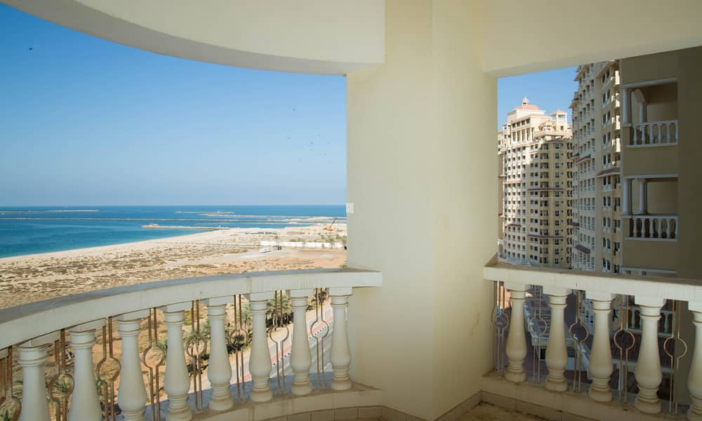 Great value for 1BR apartment in Royal Breeze