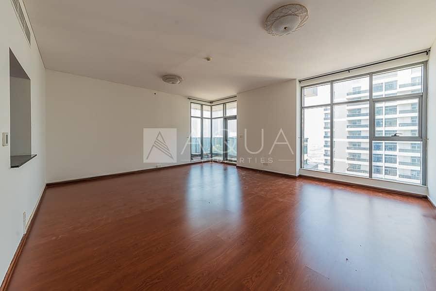 Spacious 3 Bedroom With Amazing Marina View