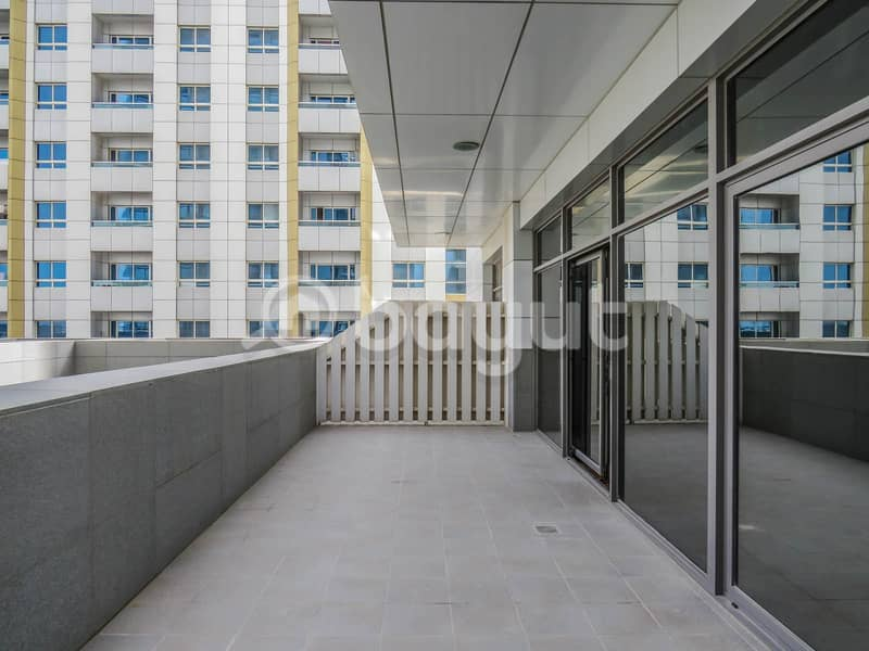 18 Amazing one bedroom apartment with Huge Balcony in Two Towers Tecom