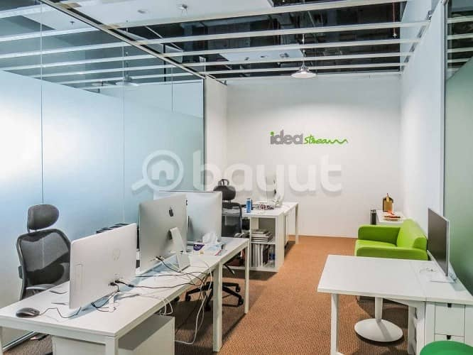11 Corporate Office Space for rent