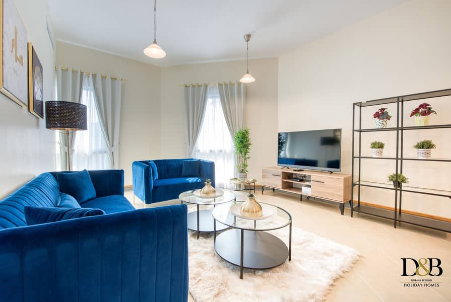 Brand New and Spacious 2 Bedroom Apartment in the heart of Tecom