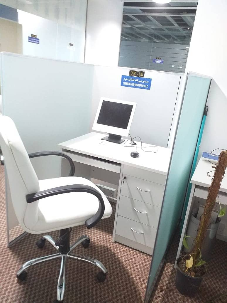 2 Office Space