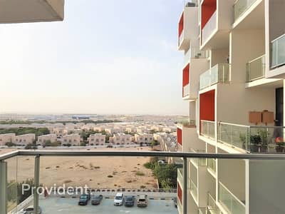 2 Bedroom Flat for Rent in Dubai Silicon Oasis, Dubai - Exclusive and Manage|w/ Study room|Community View