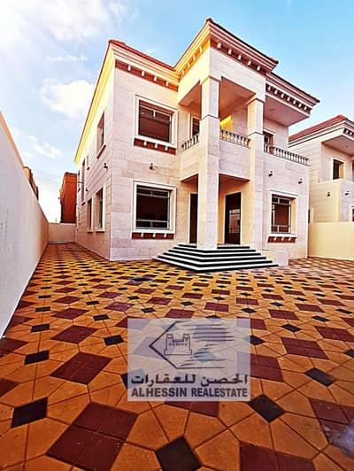 فیلا 5 غرف نوم للبيع في المويهات، عجمان - فيلا للبيع مودرن بالمويهات 1 ديكورات حديثه