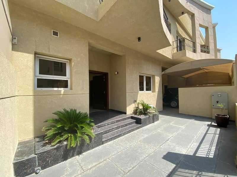 Upgraged 5br + Maid room   Private Pool   Equipped Kitchen   Compound Villa