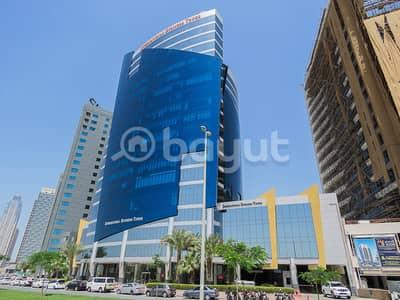 مکتب  للايجار في الخليج التجاري، دبي - مکتب في برج الأعمال الدولية الخليج التجاري 45000 درهم - 4632328