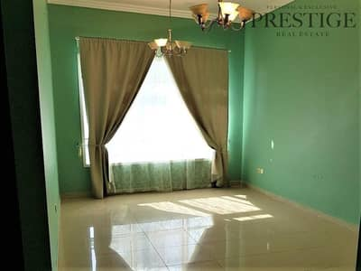 12 Chqs  | Close to Metro | 1 Bed Semi Furnished |