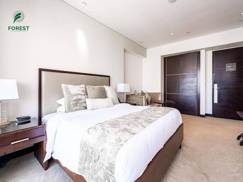 2 Fully Furnished | Marina View | Studio | Vacant