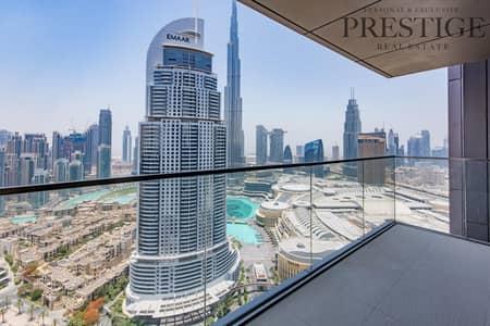3 Bed + Maid | Burj Khalifa-Fountain View