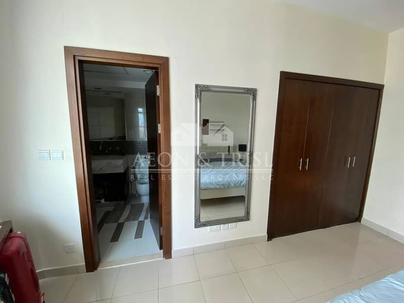 2 1 Bed | Modern Style | Furnished | Marina View
