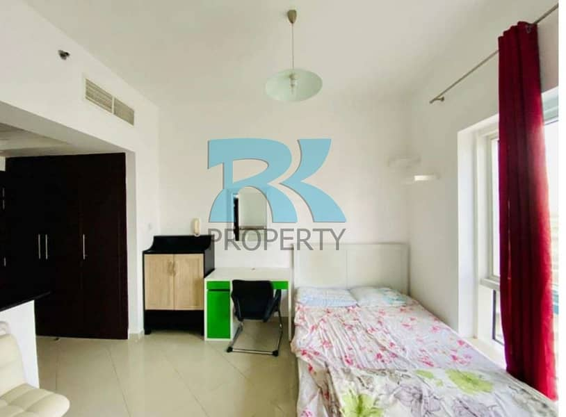 2 Fully-Furnished Studio with Balcony