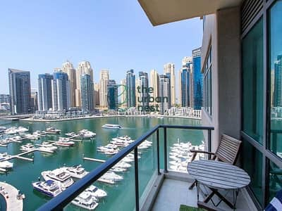 EXCLUSIVE | Fully Furnished | Marina View | Vacant