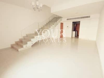 تاون هاوس 4 غرف نوم للايجار في قرية جميرا الدائرية، دبي - SB | Spacious 4Bed +Maid for Rent Get the Key