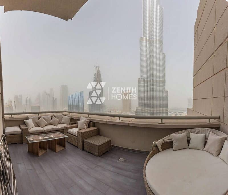 2 Ultra Luxurious Apartment | With Big Terrace