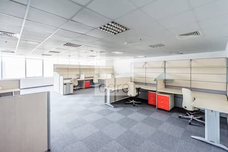 Fitted office on mid floor | Freezone license