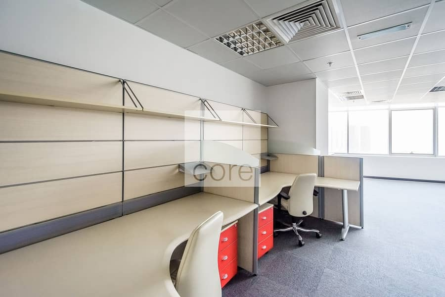 2 Fitted office on mid floor | Freezone license