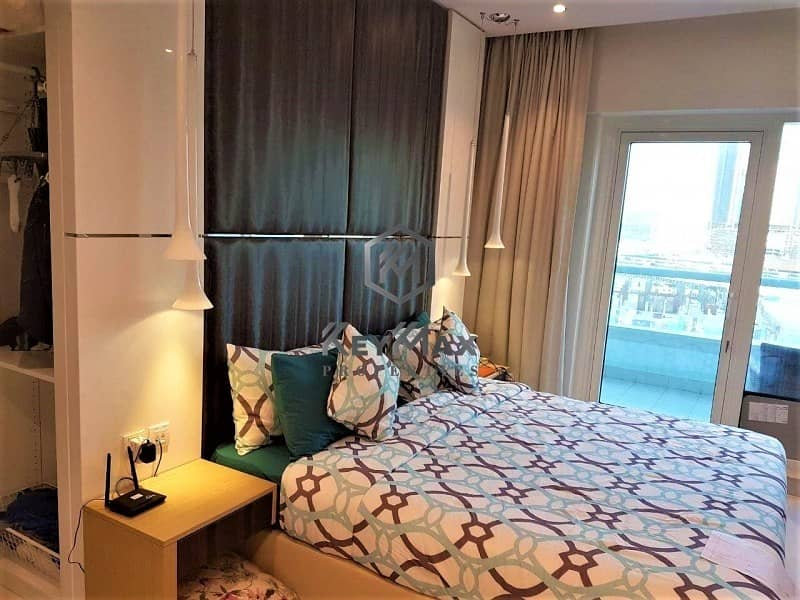 2 Buy and Invest|Rented Studio for SALE| DAMAC Maison Canal Views!