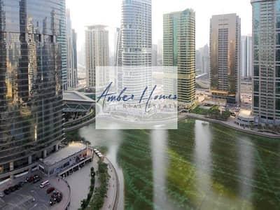 شقة 1 غرفة نوم للايجار في أبراج بحيرات الجميرا، دبي - Spacious 1 BR Apt | Vacant | CHILLER FREE @ 70k