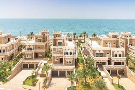 فلیٹ 2 غرفة نوم للايجار في نخلة جميرا، دبي - Full Sea View 2 Bedroom plus Maid's Room