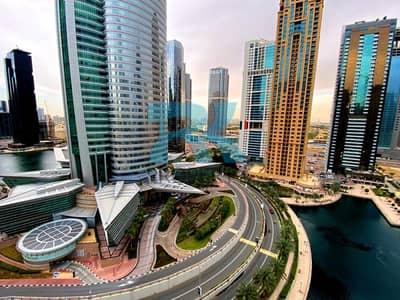 Office for Sale in Jumeirah Lake Towers (JLT), Dubai - Lake View