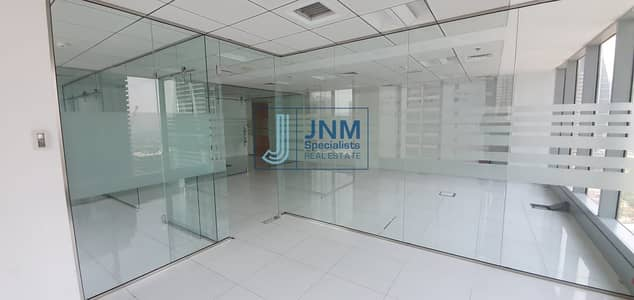 Office for Sale in Jumeirah Lake Towers (JLT), Dubai - Close to Metro | Fully Fitted Office | Lake View