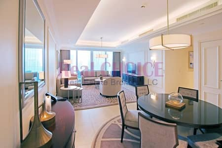 2 Bedroom Flat for Rent in Downtown Dubai, Dubai - Amazing View Fully Furnished 2BR Ready-to-move in
