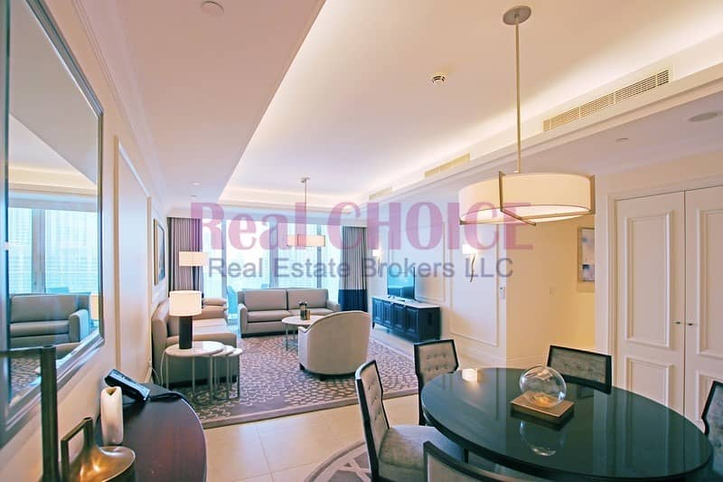 18 Amazing View|Fully Furnished 2BR|Ready-to-move in