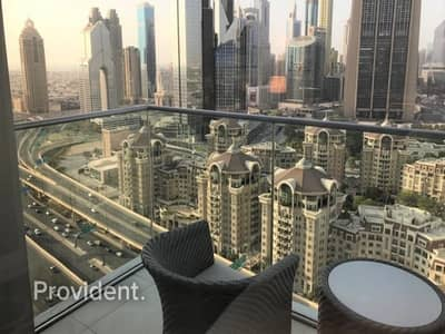 Very Good Condition | DIFC View | High Floor