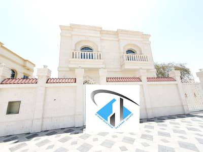 Marvelous brand new Villa Very Good Finish and price nearby mohammed bin zayed st.