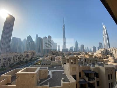 Great Condition 2BR Best Layout, Burj Khalifa View