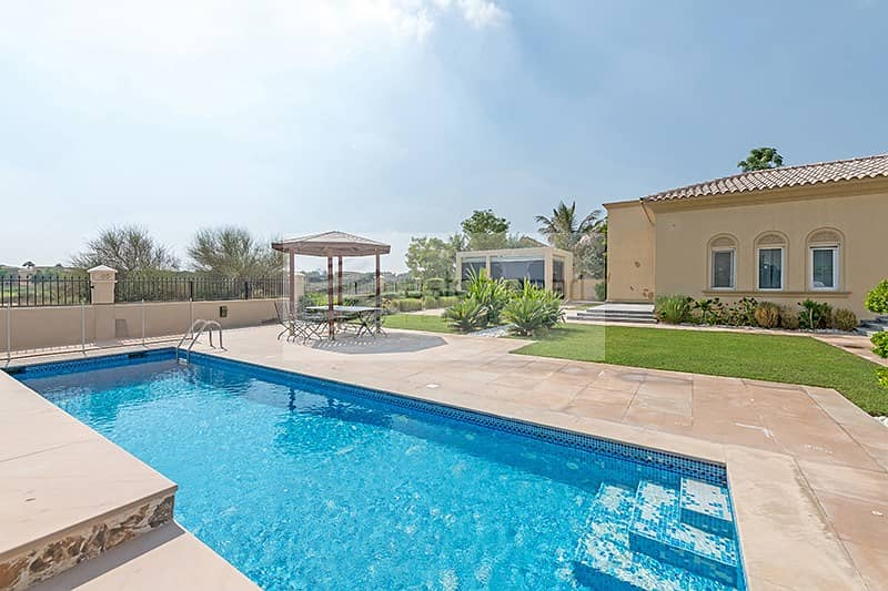 2 Exclusive | Full Golf Course View | Upgraded Villa