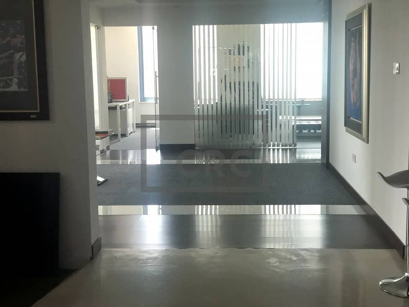 Fully Furnished | Luxurious Office | Silicon Oasis | Palace Tower