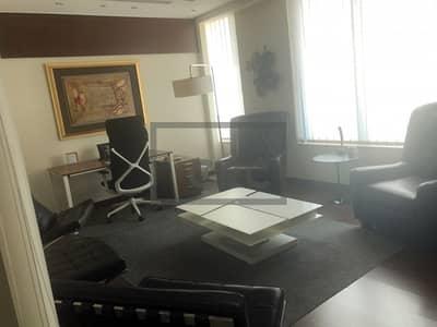مکتب  للايجار في واحة دبي للسيليكون، دبي - Fully Furnished   Luxurious Office   Silicon Oasis   Palace Tower