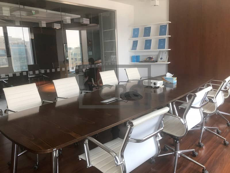 Fully Furnished Office | Luxurious | Silicon Oasis | Palace Tower
