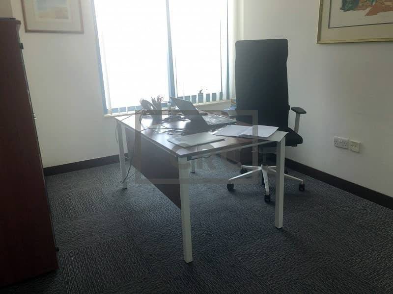 13 Fully Furnished | Luxurious Office | Silicon Oasis | Palace Tower
