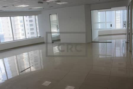 Office for Rent in Barsha Heights (Tecom), Dubai - Fitted with Partition Icon Tower Barsha