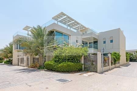 3 Bedroom Villa for Rent in The Sustainable City, Dubai - Prime Location 3B+M Corner Villa
