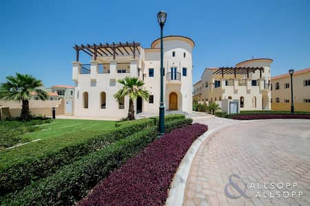 فیلا 6 غرف نوم للبيع في عقارات جميرا للجولف، دبي - Brand New | Earth Course View | Only 2 Left