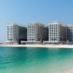 Beachfront Apartment In Pacific For Sale @ Al Marjan Island, Ras Al Khaimah