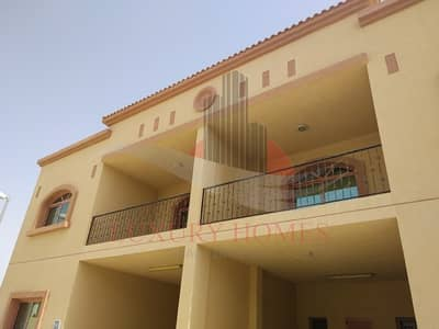 4 Bedroom Villa for Rent in Asharej, Al Ain - Marvelous Compound Duplex Swimming Pool Gym