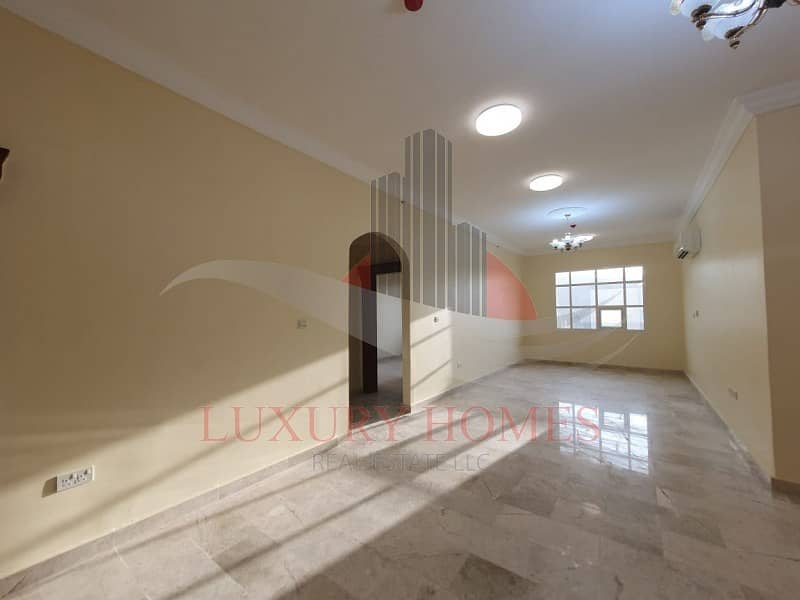 Dazzling Brand New High Quality with Spacious Hall
